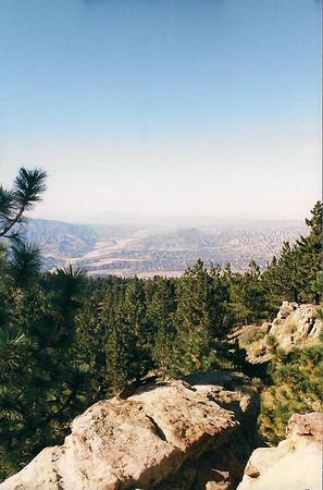 Mount Pinos and Reyes Peak