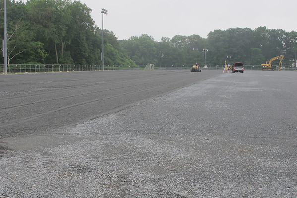 BABSON NEW FIELD HOCKEY SURFACE  6.8.2011