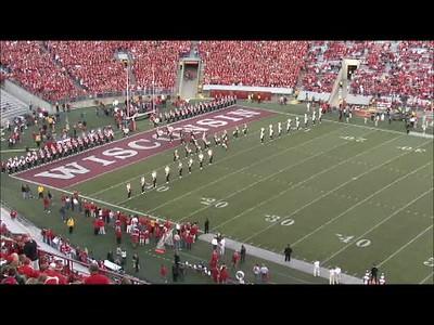 2010  VIDEO  Pre-Game Ohio St.  2010