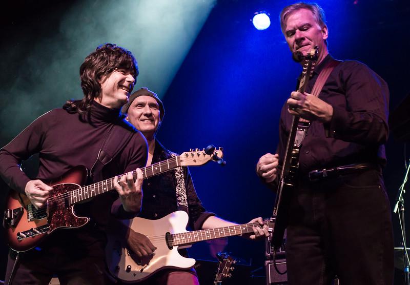 Dale Strength, Terry Isachen, Chris Coleman-The Lennon Tribute-1st Av 2014