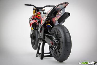 Atomik MM 450 Supermoto