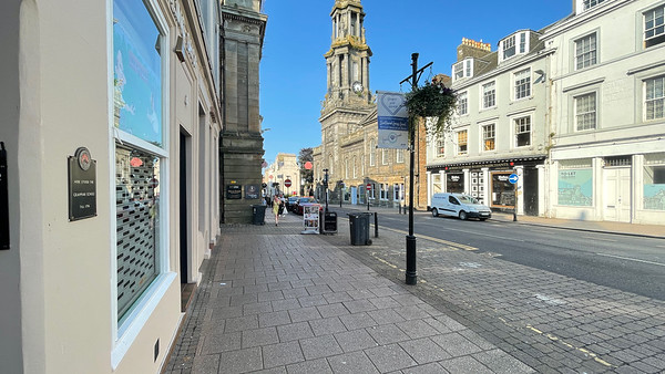General Ayr streets and Beach