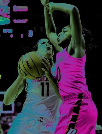 DePaul UConn Basketball