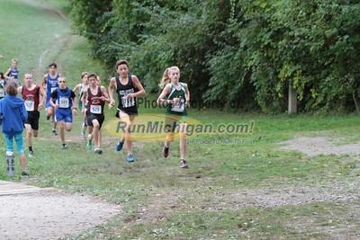Middle School - 2015 Running Fit-Detroit Titan XC Invitational