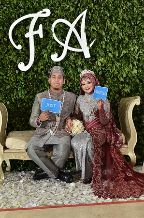 171104 | The Wedding Anastasya & Fariz