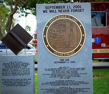 911 Memorial monument!