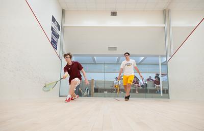 1/27/18: Boys' JV Squash v Brunswick