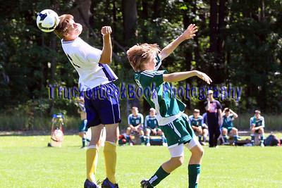 Boys Soccer / Oak Harbor