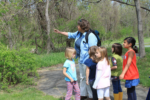 1st Grade Ivy Creek/Penn Park Trip