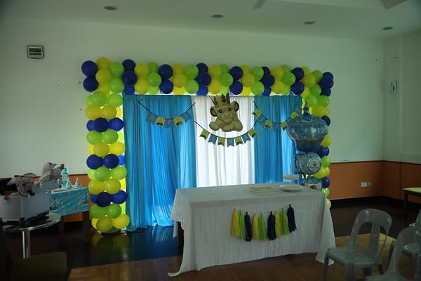 Rishaan Birthday