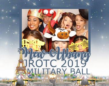 New Albany JROTC Military Ball 2019