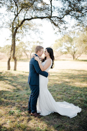 Valerie & Zach | Dripping Springs, TX