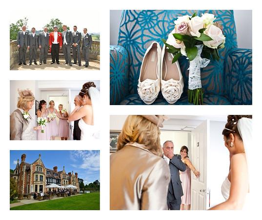 Wedding photography album gallery