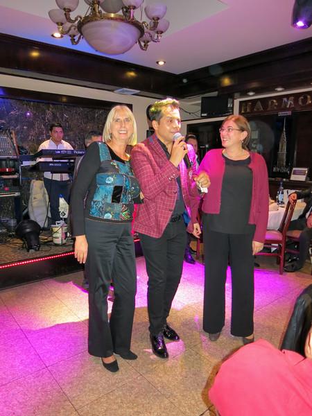 Jean de la Craiova la Harmony Terrace - November 15, 2014
