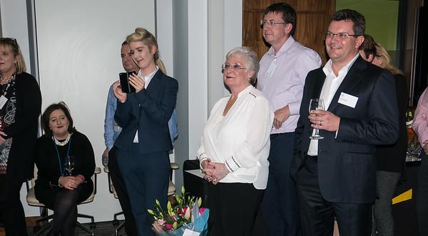 Anne Kilbane's Reception Oct 15