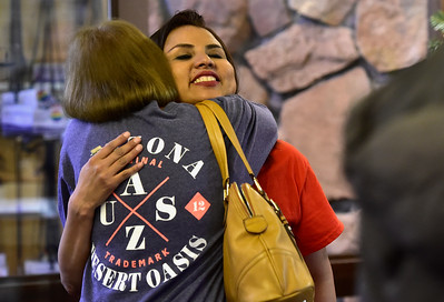 Photos: Ingrid Encalada LaTorre Receives Full Pardon from Gov. Jared Polis