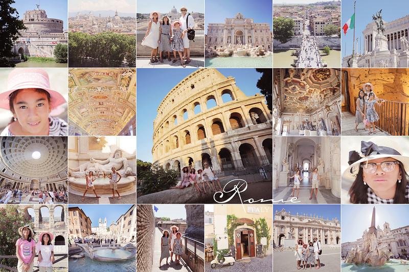 ROME & VATICAN CITY, Italy