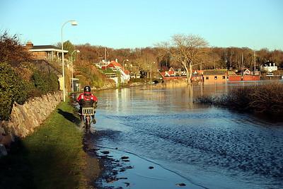 Højt vand i Dyreborg