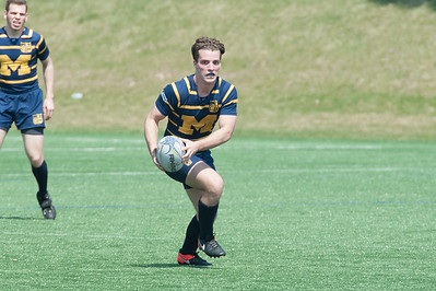 2017 Michigan Rugby vs. Oakland