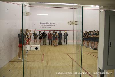 GV Squash vs St. Paul's School