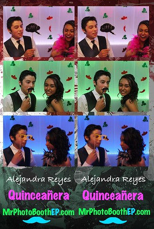Alejandra Reyes XV | Sep. 15th 2012