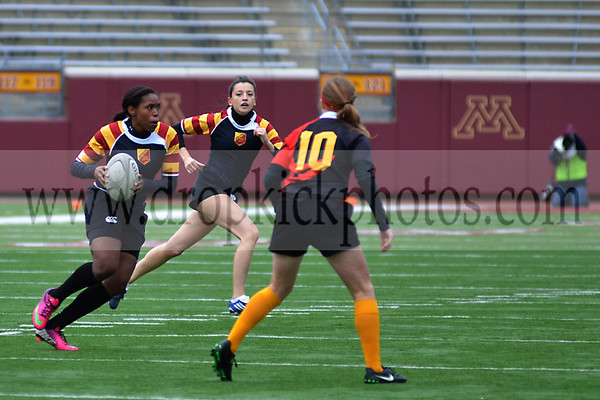 2013 U of M Women vs. Iowa State