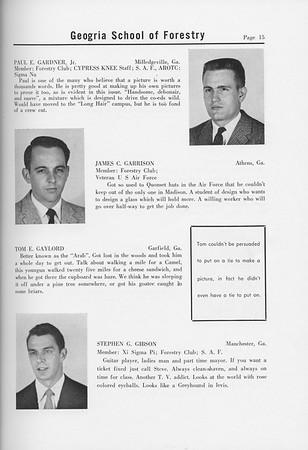 1958 Cypress Knee