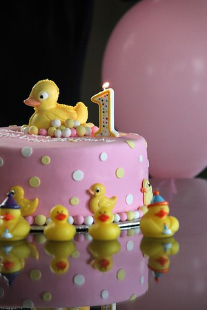 Kaydance's 1st Birthday