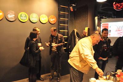 Fujitsu partnersko srečanje - Pivnica Union, 3. december 2015