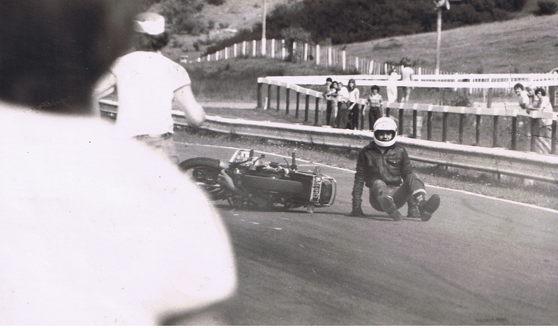 This shot made it into the June 1982 edition of NZ Hotrod Magazine, but with the wrong name, sorry to Chris Ritchie.