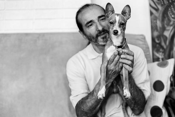 Eva & Gennaro Portraits