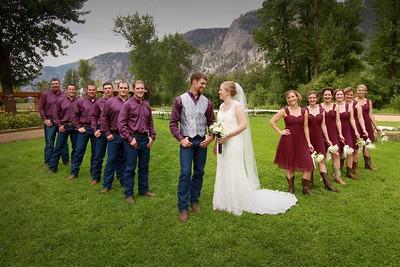 Austin and Christen Wedding