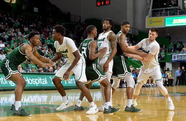 2.14.19 Marshall Men's Basketball v. UAB