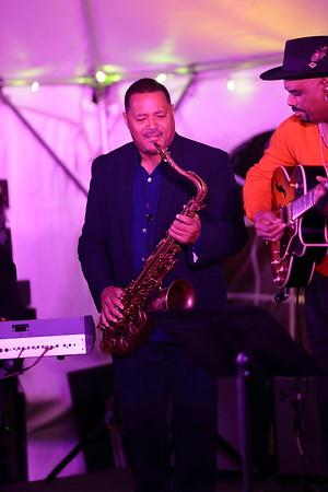 2015 Berks Jazz Festival - Gerald Veasley's Midnight Jam 4-10-2015