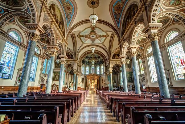 ST HEDWIG CATHOLIC CHURCH