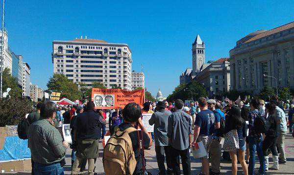 Occupy DC Nov 2011