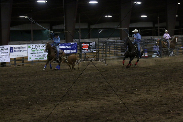 Friday Team Roping