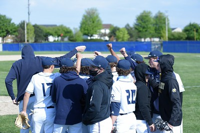 OE Varsity Baseball Vs Oswego 2021