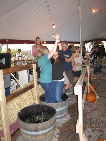 Lynfred Winery Octoberfest - Sept. 27, 2009