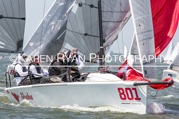 Charleston Race Week 2017- Melges 24 & Viper 640