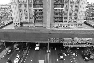 Manhattan bottom to top