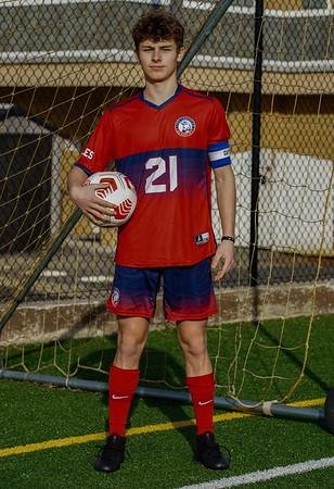 LCA Soccer 2021 Seniors
