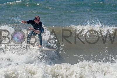 Surfing Long beach 6-24-17