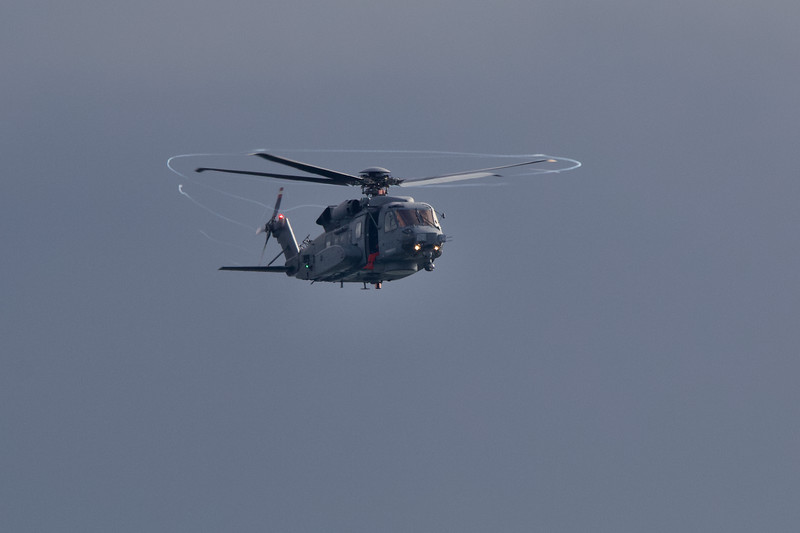RCAF Cyclone Helicopter