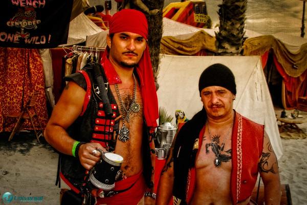 Pirate Invasion & Mermaid Festival
