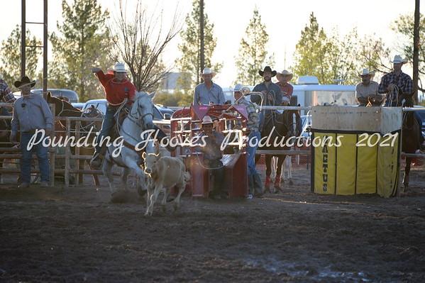 Calf Roping