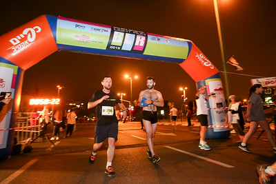 BE'ER SHEVA Light Run 2015