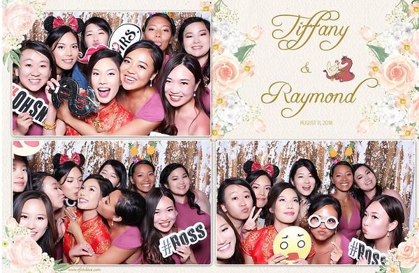 Tiffany and Raymond's Wedding