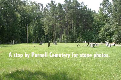 Warren & Parnell Cemetery Shots