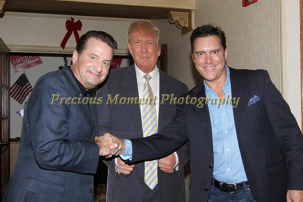TRUMP VICTORY AND CHRISTMAS PARTY - December 20th, 2016